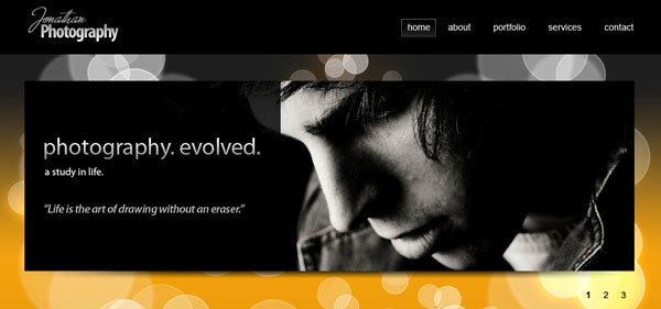 mb3 1 30 Free PSD Website Templates from 2010