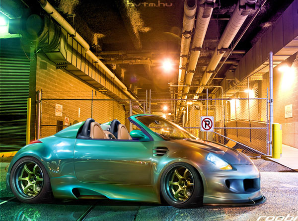 Racy Examples of Vehicle Love by Robert Kovacs 2