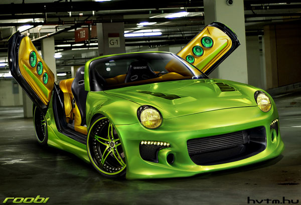 Racy Examples of Vehicle Love by Robert Kovacs 11