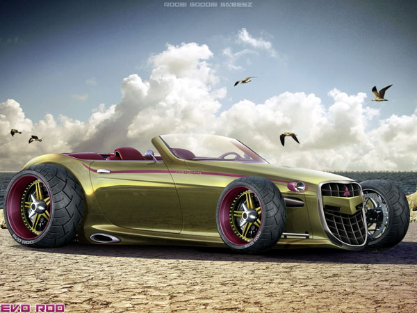 Racy Examples of Vehicle Love by Robert Kovacs 18