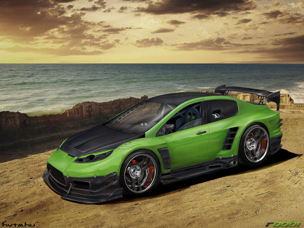 Racy Examples of Vehicle Love by Robert Kovacs 20