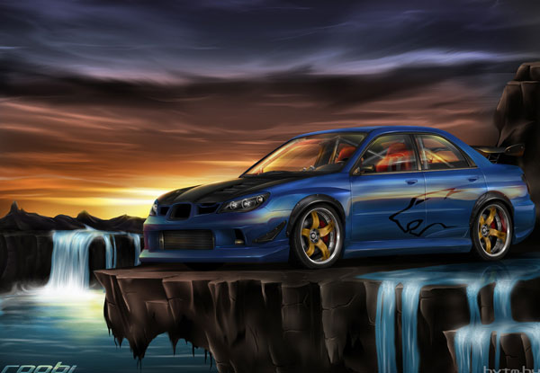 Racy Examples of Vehicle Love by Robert Kovacs 23