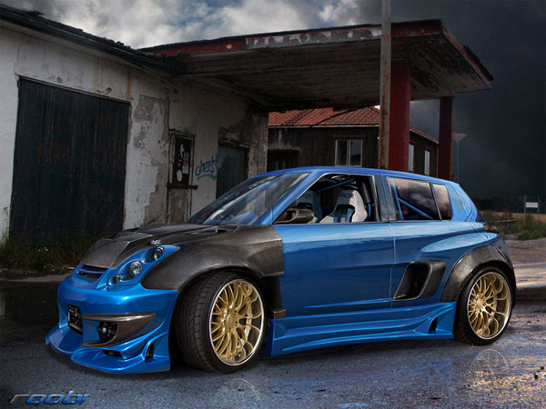Racy Examples of Vehicle Love by Robert Kovacs 24