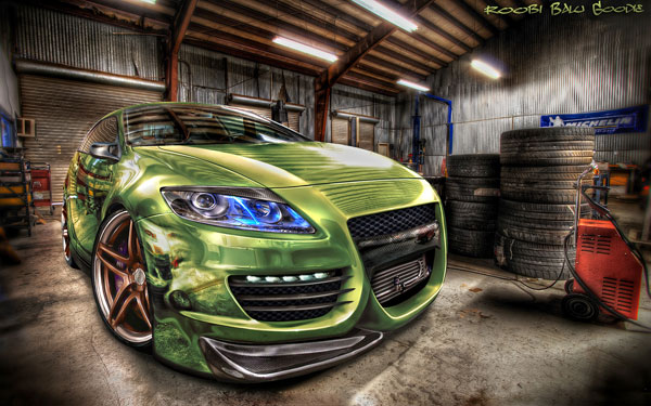 Racy Examples of Vehicle Love by Robert Kovacs 28