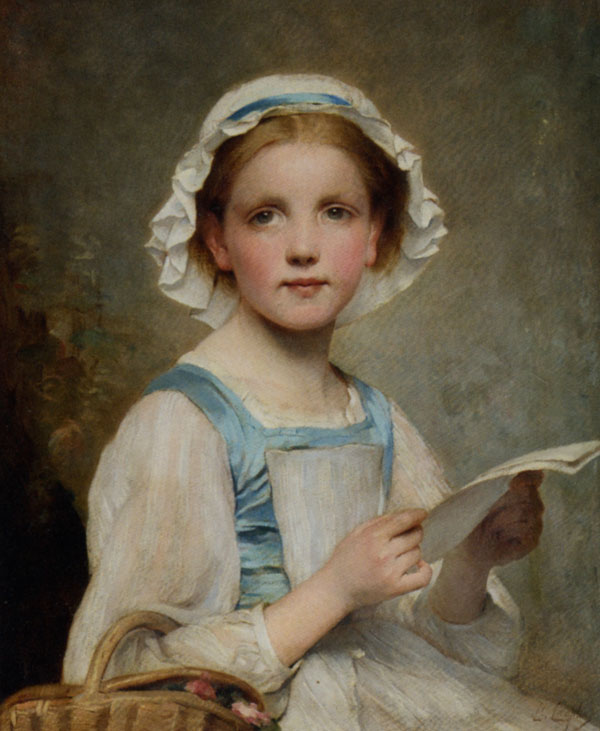 Classical Paintings by Charles Joshua Chaplin 11