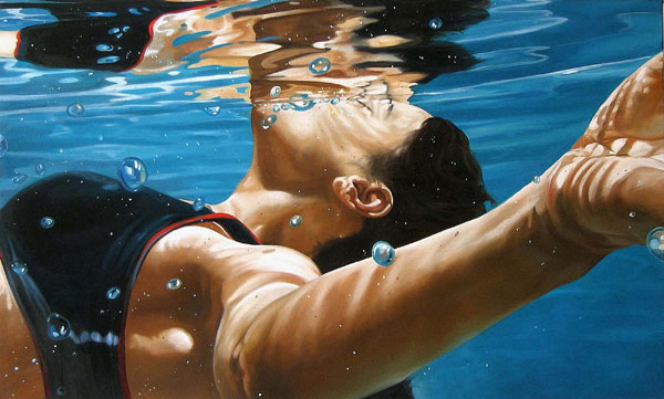 Mindblowing Paintings by Eric Zener 1