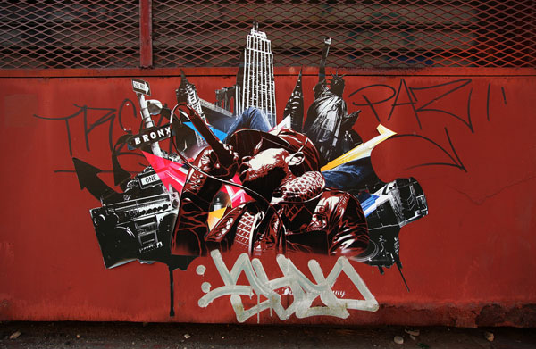 Cool Graffiti Artwork 25