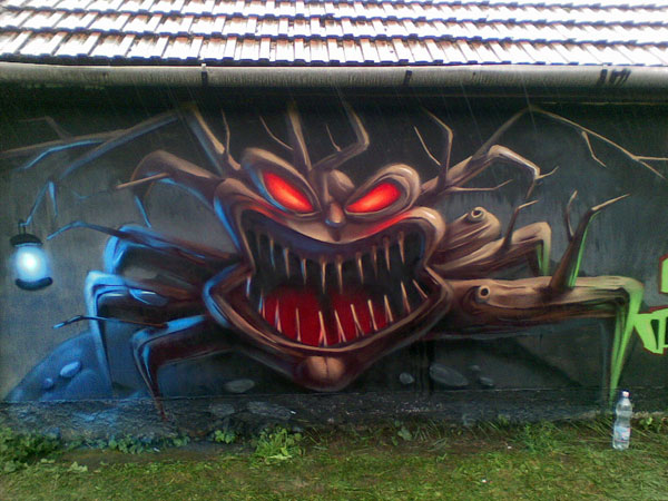 Cool Graffiti Artwork 15
