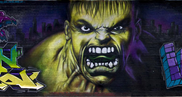 Cool Graffiti Artwork 23