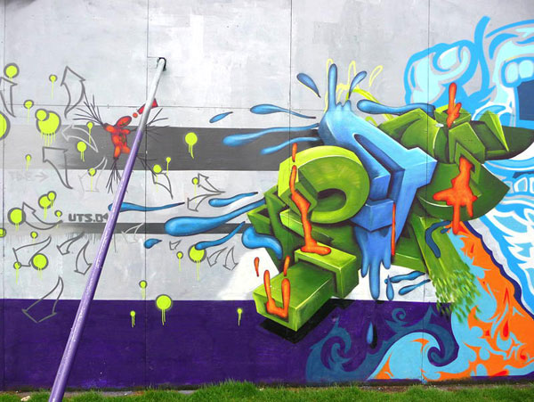 Cool Graffiti Artwork 4