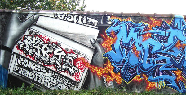 Cool Graffiti Artwork 22