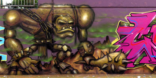 Cool Graffiti Artwork 8