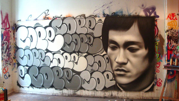 Cool Graffiti Artwork 1