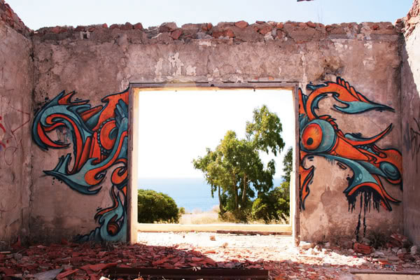 Cool Graffiti Artwork 2