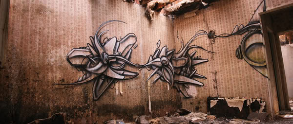 Cool Graffiti Artwork 13