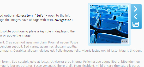 jQuery popeye 23 Best jQuery Slideshow (Gallery) Plugins