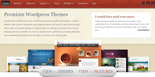 elegantthemes 27 Awesome Landing Pages