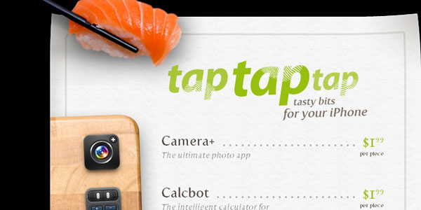 taptaptap 27 Awesome Landing Pages