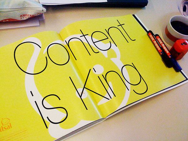 content is king All About Progressive Enhancement