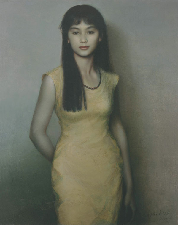 2010010809305074 Chinese Paintings of Liu Wenjin   I.D. 85