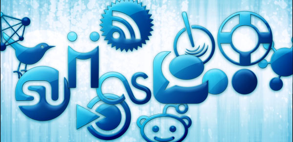 01 blue jelly social media icons webtreats preview 84 Massive Social Media Icon Collection