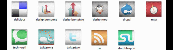 Free Set of Social Media Icons – Rivet Social