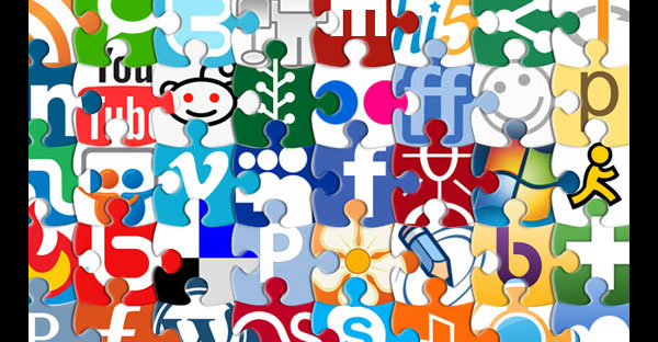 72+ Free Puzzle Social Network Icons