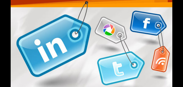 High-Resolution Social-Media Iconset – PriceTag Style