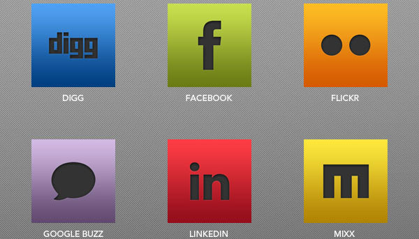 preview3 84 Massive Social Media Icon Collection
