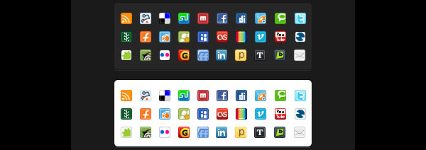 smmi preview 84 Massive Social Media Icon Collection