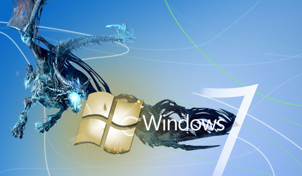 Windows 7 Wallpaper 25