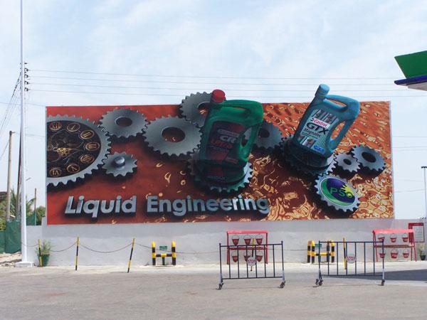 Castrol Liquid Engineering