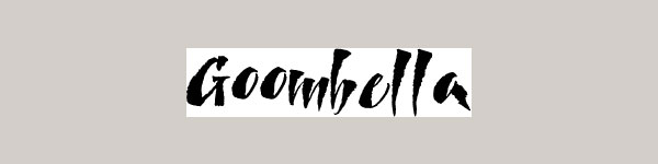 goombella 71 Top Collection of Brush Fonts