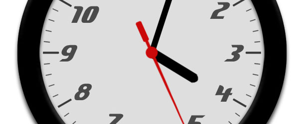 CSS3 Clock With jQuery
