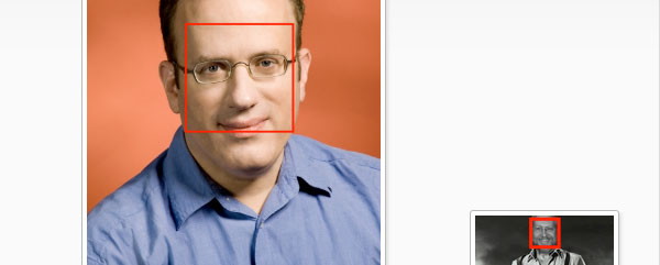 Face Detection in JavaScript via HTML5 Canvas