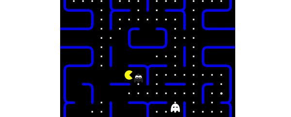 pacman HTML5 Canvas Demos and Applications To Make You Say WOW
