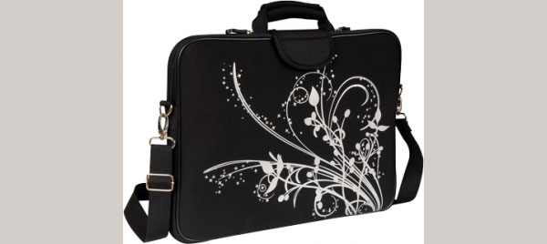 Laptop Sleeve - Black Orchid