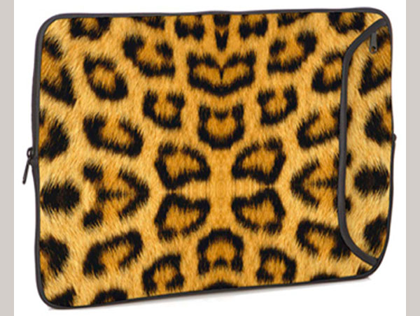 Leopard Macbook Laptop Sleeve
