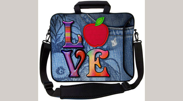 Love Neoprene Laptop Sleeve Professional