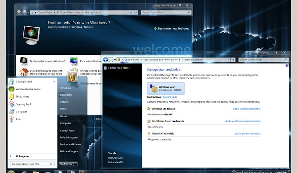 OneWorld Theme For Windows 7 Released