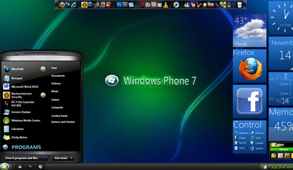 windows phone 7 theme by pauliewog260 d33rn78 22 Awesome Windows 7 Themes