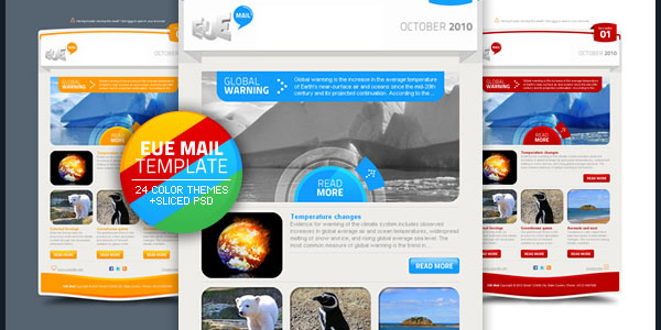 136 Best Email Templates