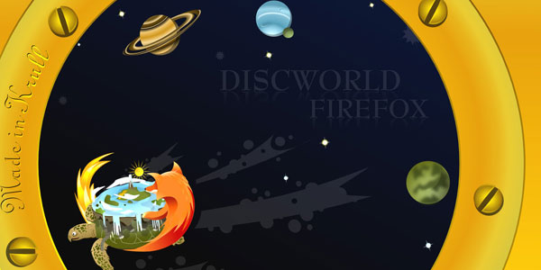 Discworld Firefox Wallpaper