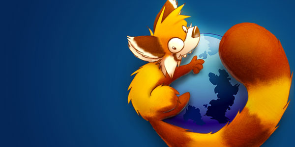 Firefox - Take Back The Web