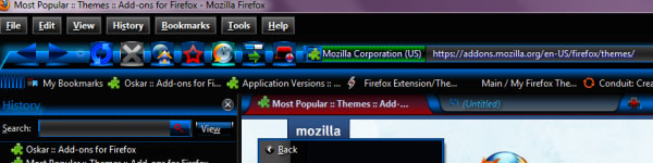 43347 60 Most Popular Firefox Themes