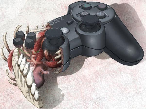 Playstation 3 Anatomie