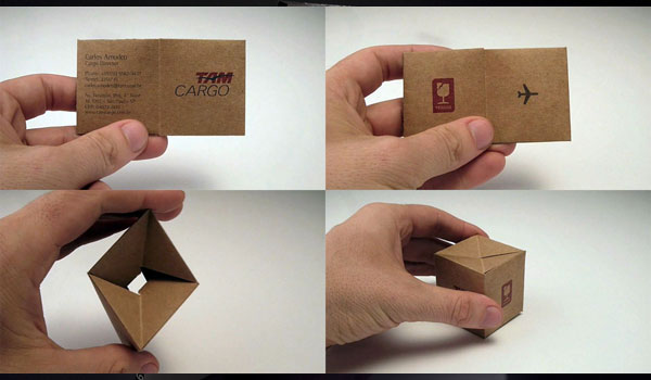 TAM Cargo | Business card