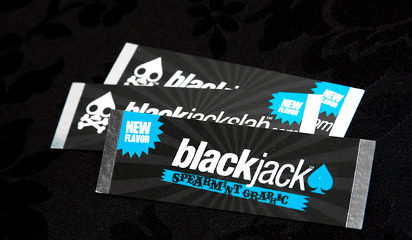 Blackjack - Busines Card