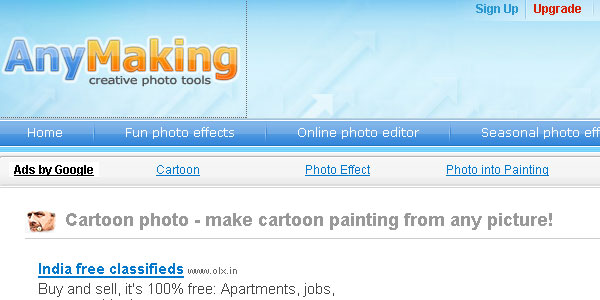 funny cartoon painting effect 15 Websites to Make a Cartoon of Yourself