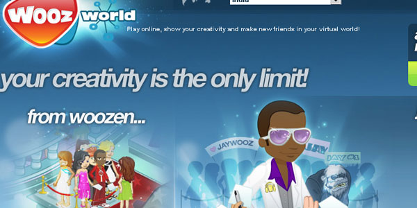woozworld 15 Websites to Make a Cartoon of Yourself